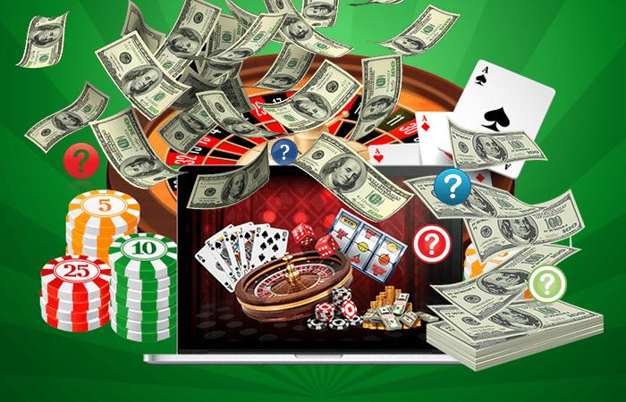 Интернет казино бесплатные гры